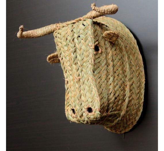Cabeza de toro de Esparto