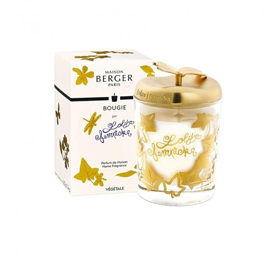 Bougie Candle Negra