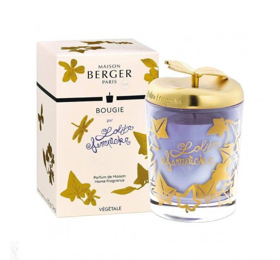 Bougie Candle Blue
