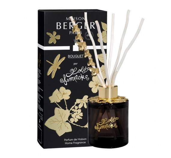 Bouquet bijou black