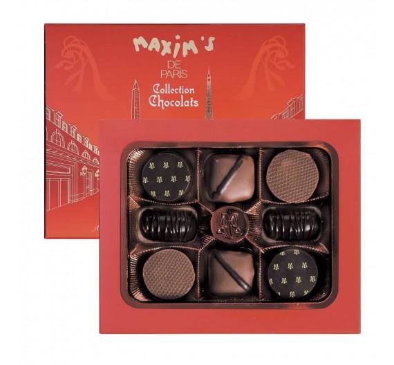 Ballotin 10 Truffes pur Beurre de Cacao